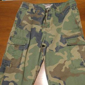 Arizona camp cargo pants - Size 32